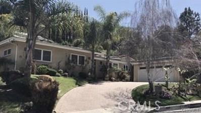 4620 Alonzo Avenue, Encino, CA 91316 - MLS#: SR18233481