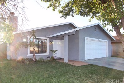 43821 Gillan Avenue, Lancaster, CA 93535 - MLS#: SR18233655