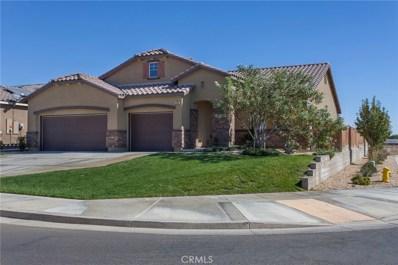 3204 Vicente St, Rosamond, CA 93560 - MLS#: SR18234018