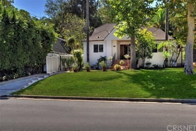 15128 Valley Vista Boulevard, Sherman Oaks, CA 91403 - MLS#: SR18234128
