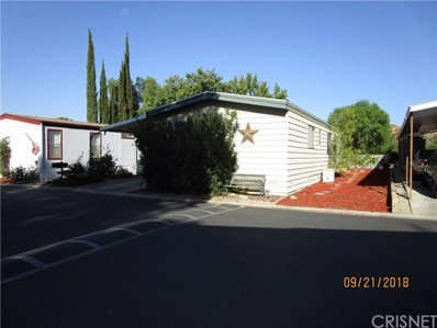 31212 Lakeview Way UNIT 47, Castaic, CA 91384 - MLS#: SR18234619