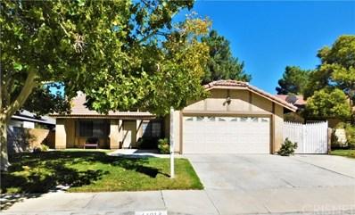 44014 Fine Street, Lancaster, CA 93536 - MLS#: SR18234861