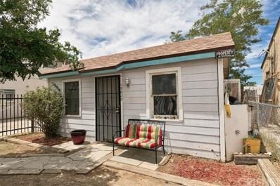 15623 K Street, Mojave, CA 93501 - MLS#: SR18234879
