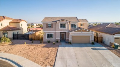 3524 Monument Hills Avenue, Rosamond, CA 93560 - MLS#: SR18235334
