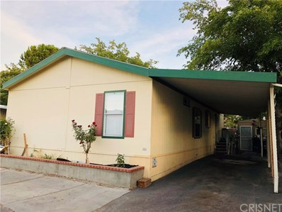 3255 East Avenue R UNIT 26, Palmdale, CA 93550 - MLS#: SR18235651