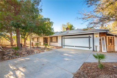 17705 Coolwater Avenue, Palmdale, CA 93591 - MLS#: SR18235667