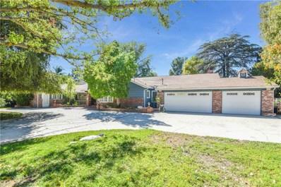 8653 Louise Avenue, Sherwood Forest, CA 91325 - MLS#: SR18235708