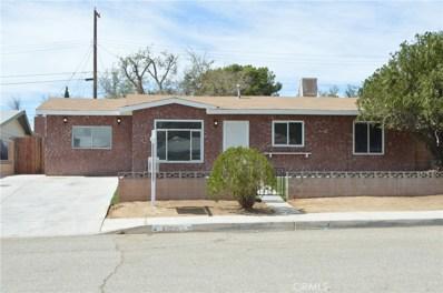 15917 Lawrence Drive, Mojave, CA 93501 - MLS#: SR18236103