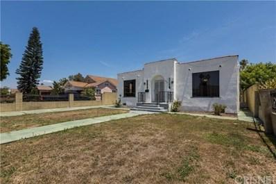5464 10th Avenue, Los Angeles, CA 90043 - MLS#: SR18236589