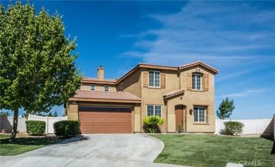 37155 Cannon Court, Palmdale, CA 93552 - MLS#: SR18236634