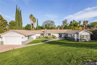 5956 Penfield Avenue, Woodland Hills, CA 91367 - MLS#: SR18236737