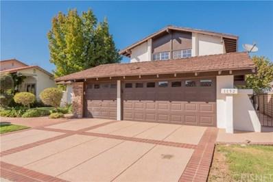 1152 Stoneshead Court, Westlake Village, CA 91361 - MLS#: SR18236783