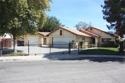 43844 Delgado Court, Lancaster, CA 93535 - MLS#: SR18236911