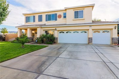5848 Spice Street, Lancaster, CA 93536 - MLS#: SR18237319