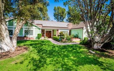 18151 Vintage Street, Northridge, CA 91325 - MLS#: SR18237329