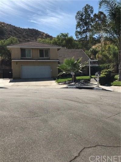 20939 Ben Court, Saugus, CA 91350 - MLS#: SR18237451