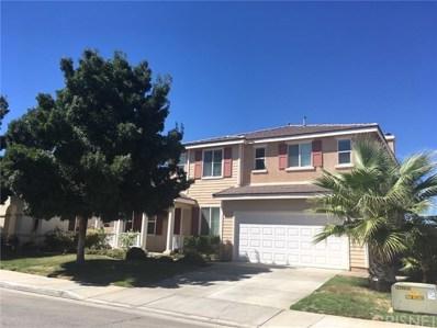 3631 Mountain Shadows Court, Palmdale, CA 93551 - MLS#: SR18237699