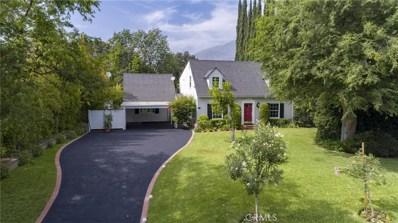 1933 Minoru Drive, Altadena, CA 91001 - MLS#: SR18237750