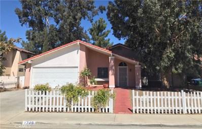1749 Morisan Avenue, Palmdale, CA 93550 - MLS#: SR18238046