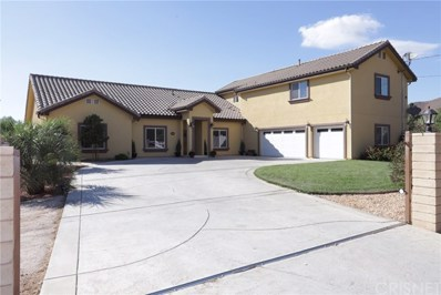 32845 Crown Valley Road, Acton, CA 93510 - MLS#: SR18238209