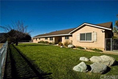 9235 Leona Avenue, Leona Valley, CA 93551 - MLS#: SR18238389
