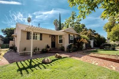 20840 Kittridge Street, Winnetka, CA 91306 - MLS#: SR18238778