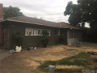 9979 Bordeaux Avenue, Arleta, CA 91331 - MLS#: SR18238823