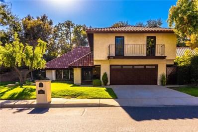 855 Hartglen Avenue, Westlake Village, CA 91361 - MLS#: SR18239073