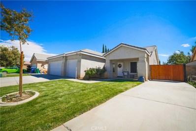 3402 Tamarisk Drive, Palmdale, CA 93551 - MLS#: SR18239081