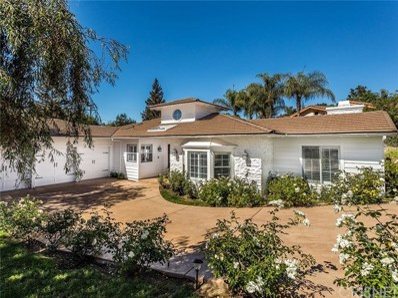 1437 Pleasant Oaks Place, Thousand Oaks, CA 91362 - MLS#: SR18239755