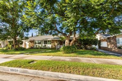 16639 Nordhoff Street, North Hills, CA 91343 - MLS#: SR18239972
