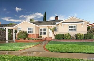 19526 Haynes Street, Reseda, CA 91335 - MLS#: SR18239976