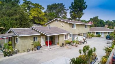 6721 72nd Street, Paramount, CA 90723 - MLS#: SR18240031