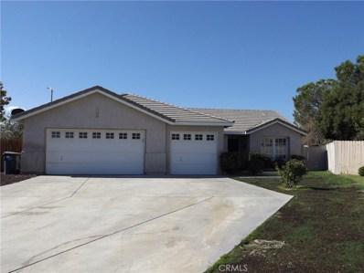 37611 Ruby Lane, Palmdale, CA 93552 - MLS#: SR18240045