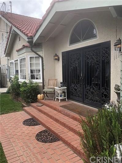 9855 Shoup Avenue, Chatsworth, CA 91311 - MLS#: SR18240137