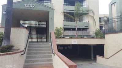 1237 E 6th Street UNIT 210, Long Beach, CA 90802 - MLS#: SR18240355