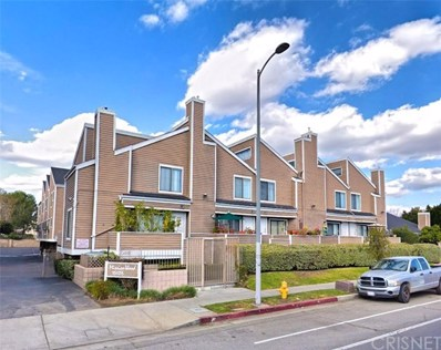 15125 Nordhoff Street UNIT 4, North Hills, CA 91343 - MLS#: SR18240513