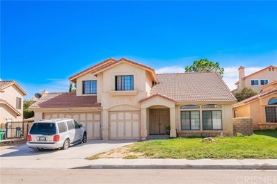 3036 Dolomite Avenue, Palmdale, CA 93550 - MLS#: SR18240623