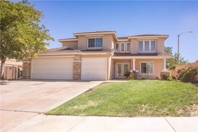 40002 Vicker Way, Palmdale, CA 93551 - MLS#: SR18241444