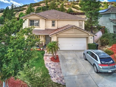 32731 Ridge Top Lane, Castaic, CA 91384 - MLS#: SR18241693