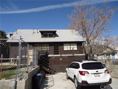 3201 Mt. Pinos Way, Frazier Park, CA 93225 - MLS#: SR18241926
