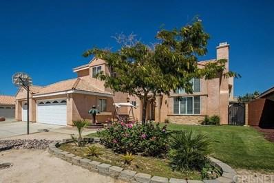 5747 Barcelona Drive, Palmdale, CA 93552 - MLS#: SR18242291
