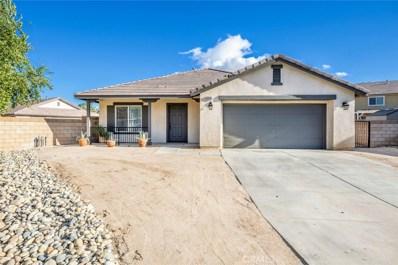 38260 Pioneer Drive, Palmdale, CA 93552 - MLS#: SR18242626