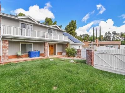 28171 Oaklar Drive, Saugus, CA 91350 - MLS#: SR18242694
