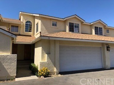 28133 Seco Canyon Road UNIT 36, Saugus, CA 91390 - MLS#: SR18242730
