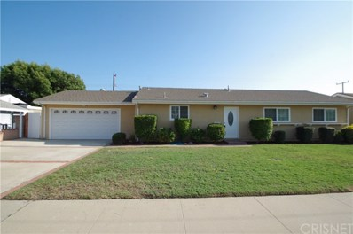 1634 Agnew Street, Simi Valley, CA 93065 - MLS#: SR18242914