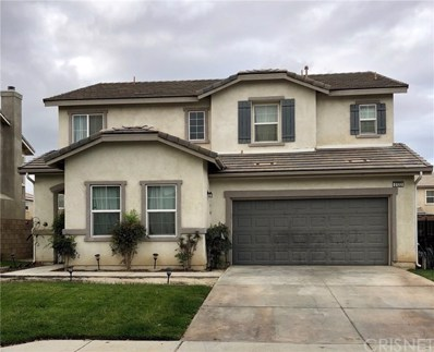 3122 Peaceful Way, Lancaster, CA 93535 - MLS#: SR18243035
