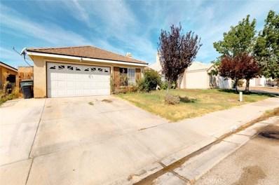 3401 Huron Drive, Rosamond, CA 93560 - MLS#: SR18243207