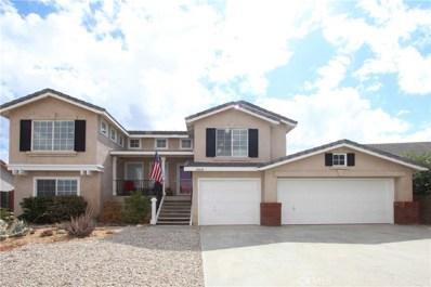 38438 Cougar Pass, Palmdale, CA 93551 - MLS#: SR18243360