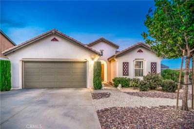 1641 Korat Drive, Palmdale, CA 93551 - MLS#: SR18243389